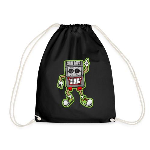 Mr Cassette Recorder - Drawstring Bag