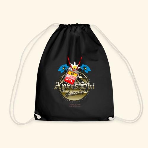 Apres Ski Specialist T Shirt Design - Turnbeutel