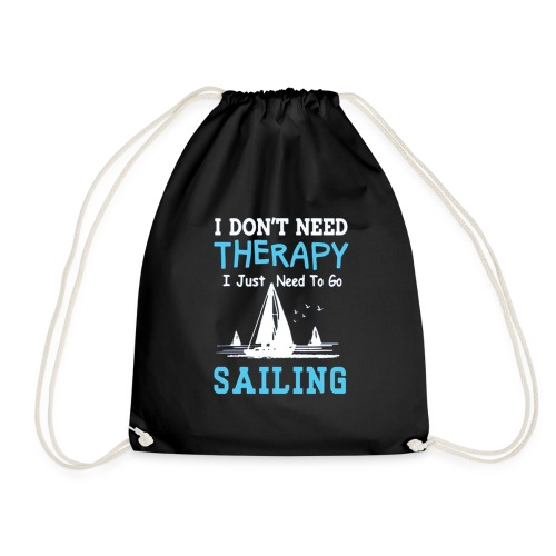 theraphy sailboat - Sacca sportiva
