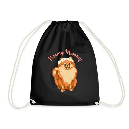 Pommy Mommy Pomeranian - Gymnastikpåse