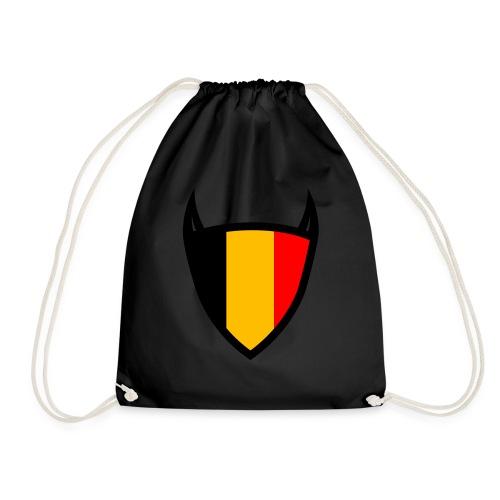 Diable du bouclier national belge - Sac de sport léger