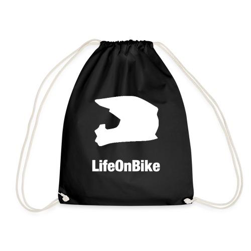 LifeOnBike - Turnbeutel