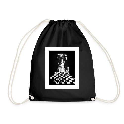 chimpchess - Drawstring Bag