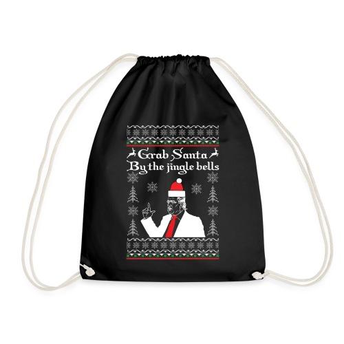 Grab Santa by the Jingle Bells - Turnbeutel
