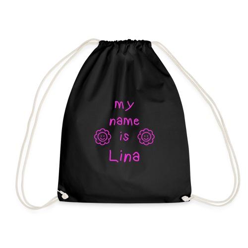 LINA MY NAME IS - Sac de sport léger