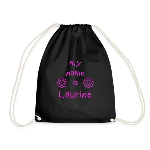 LAURINE MY NAME IS - Sac de sport léger