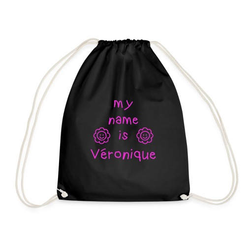 VERONIQUE MY NAME IS - Sac de sport léger