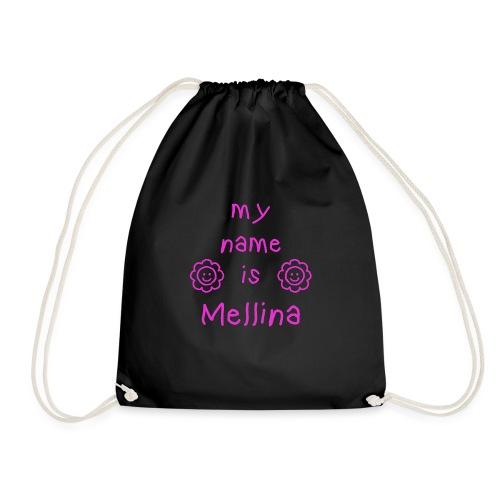 MELLINA MY NAME IS - Sac de sport léger