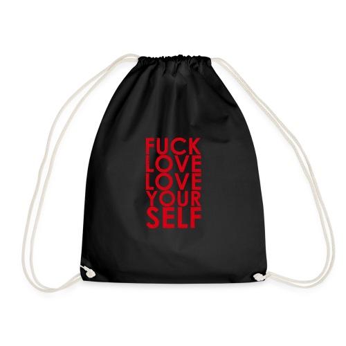 Fuck Love Love Yourself - Turnbeutel