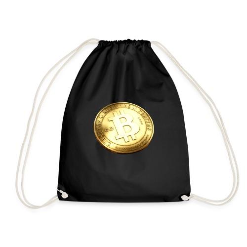 Bitcoin - Gymnastikpåse