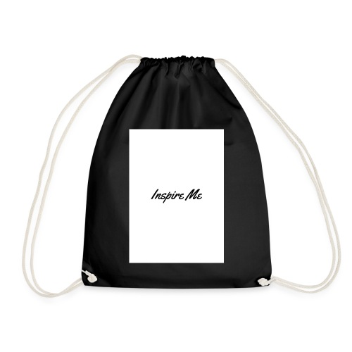Inspire Me - Drawstring Bag