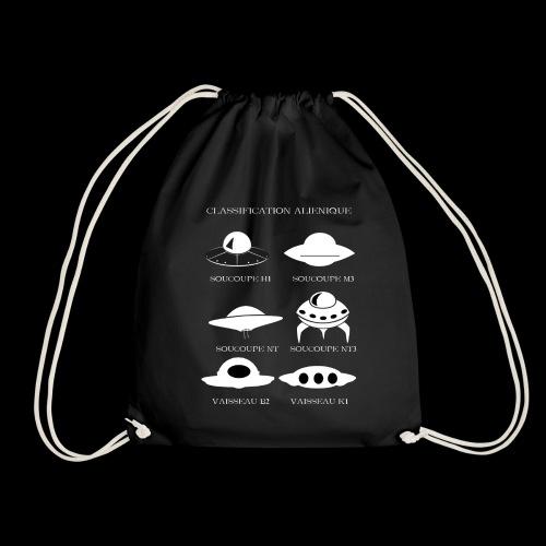 Alien Hunters : Classification Alienique - Sac de sport léger