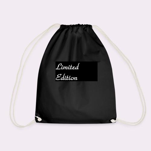 Limited Edition - Drawstring Bag
