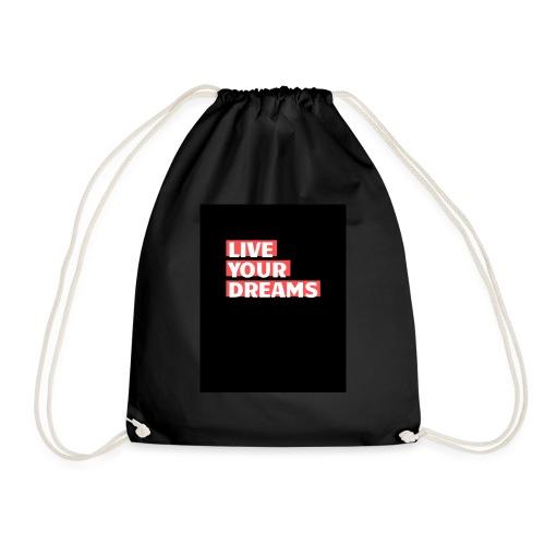 4D78F252 73A4 41D0 8F69 A3C76EB004D3 - Drawstring Bag