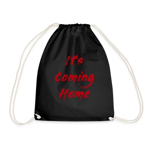 England It's Cominng Home Merch V1.0 - Drawstring Bag