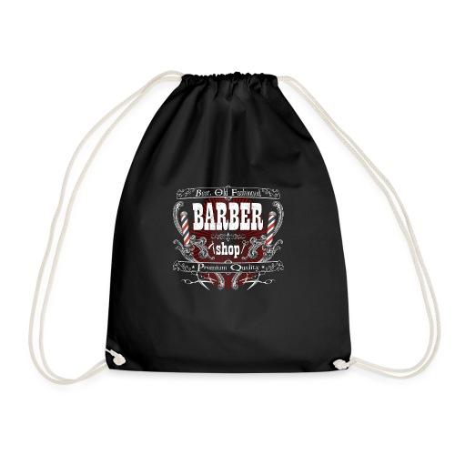 Barber Shop_05 - Sacca sportiva