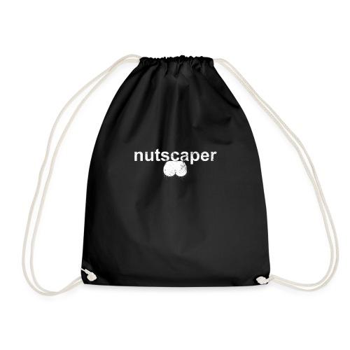 nutscaper T-shirt - Turnbeutel