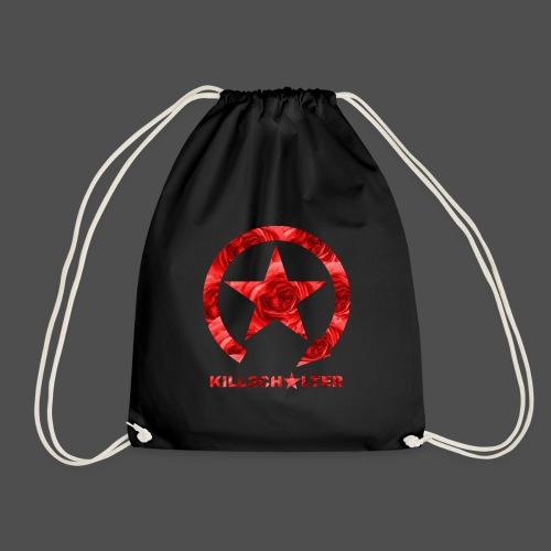 KILLSCHALTER Logo Roses - Worek gimnastyczny