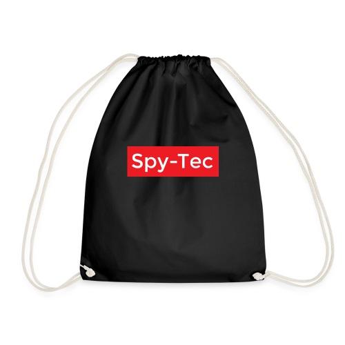 Spy-Tec Box Logo - Gymnastikpåse