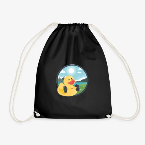 Adventure Ducks Sportsbag - Turnbeutel
