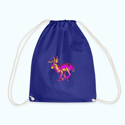Wolpertinger - Drawstring Bag
