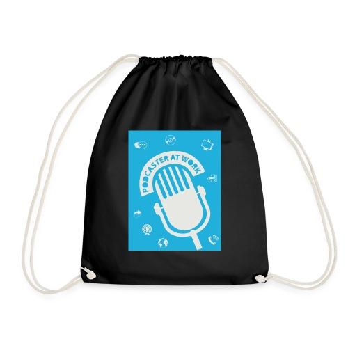 Coole Tasse für Podcaster - Turnbeutel