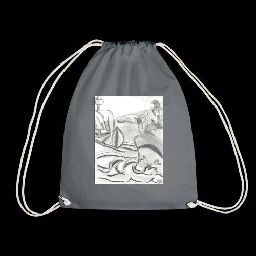 abstrack - Mochila saco
