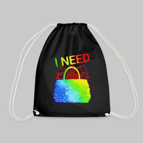 I need my bag Ich liebe meine Handtasche 2reborn - Turnbeutel