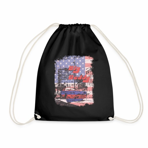 BIG DADDY - Drawstring Bag