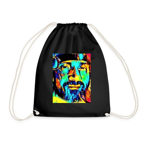 GOD IS BACK PRAY FOR ME MIRACULOUS - Drawstring Bag
