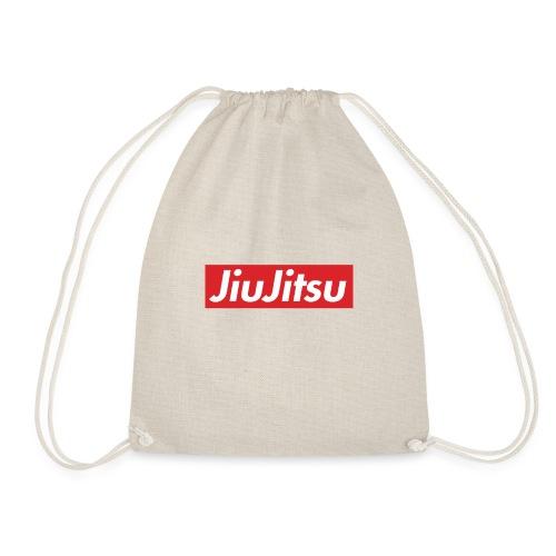 Jiu Jitsu BJJ Tshirt - Drawstring Bag