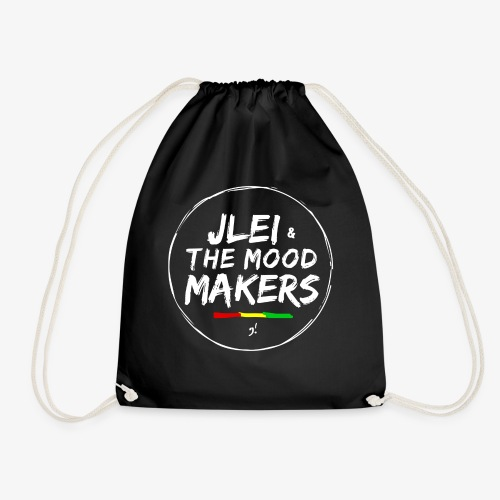 Jlei & The Mood Makers Bandlogo - Turnbeutel
