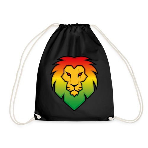 Ragga Lion - Drawstring Bag