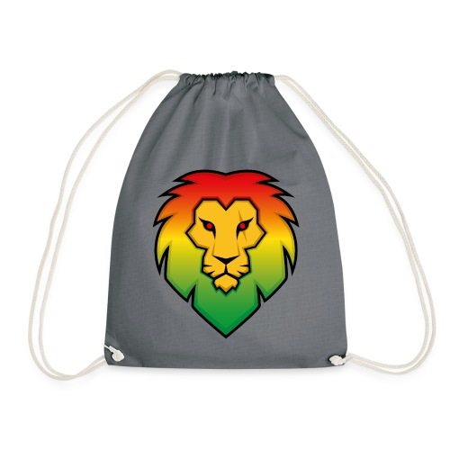 Ragga Lion - Drawstring Bag