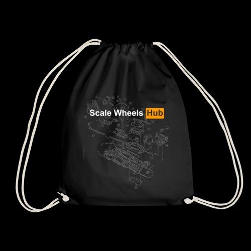SCALE WHEELS HUB - Sacca sportiva