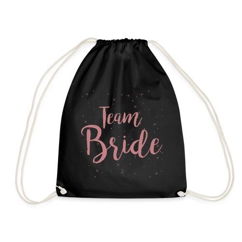 Team Bride - Turnbeutel