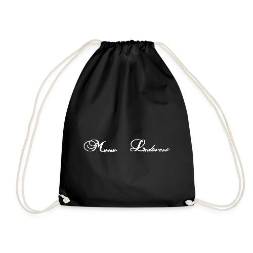 Mono Ladovesi - Drawstring Bag