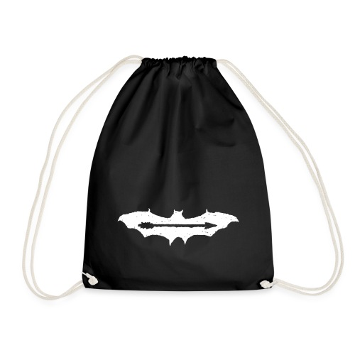 AjuxxTRANSPAkyropteriyaBlackSeriesslHotDesigns.fw - Drawstring Bag
