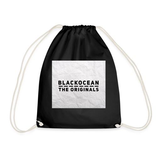 "BlackOcean ""The Originals"" Kollektion - Turnbeutel"