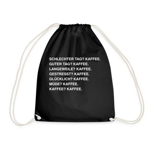 Kaffee Coffee Lover - Turnbeutel