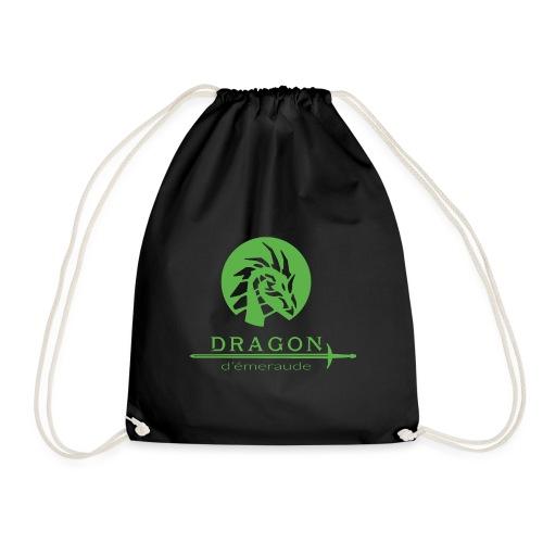 dragon d'émeraude vert - Sac de sport léger