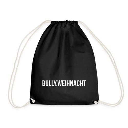 Französische Bulldogge Weihnachten - Geschenk - Turnbeutel