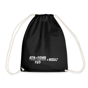 HODL calculation - Drawstring Bag