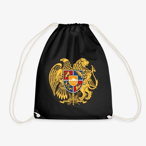 03 Armenien Wappen Armenia Армения T-Shirts - Turnbeutel