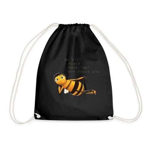 BBB for the win - Drawstring Bag