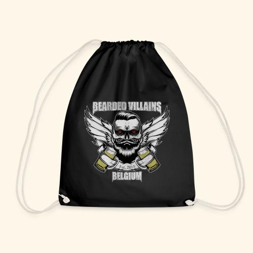 Bearded Villains Belgium - Drawstring Bag