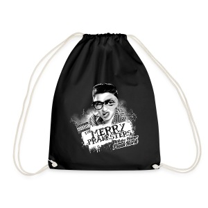 The Merry Pranksters - Canotta donna black - Drawstring Bag