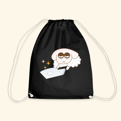 Sheep It Guy - Drawstring Bag