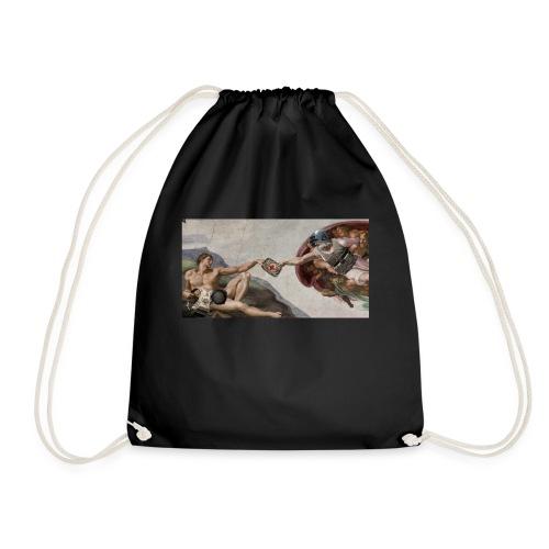 PUBG T-shirt - Drawstring Bag