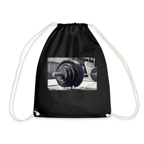 Breaking Barbells - Drawstring Bag